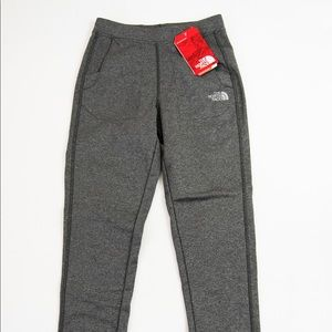 The North Face Gray Leggings Workout Pants M